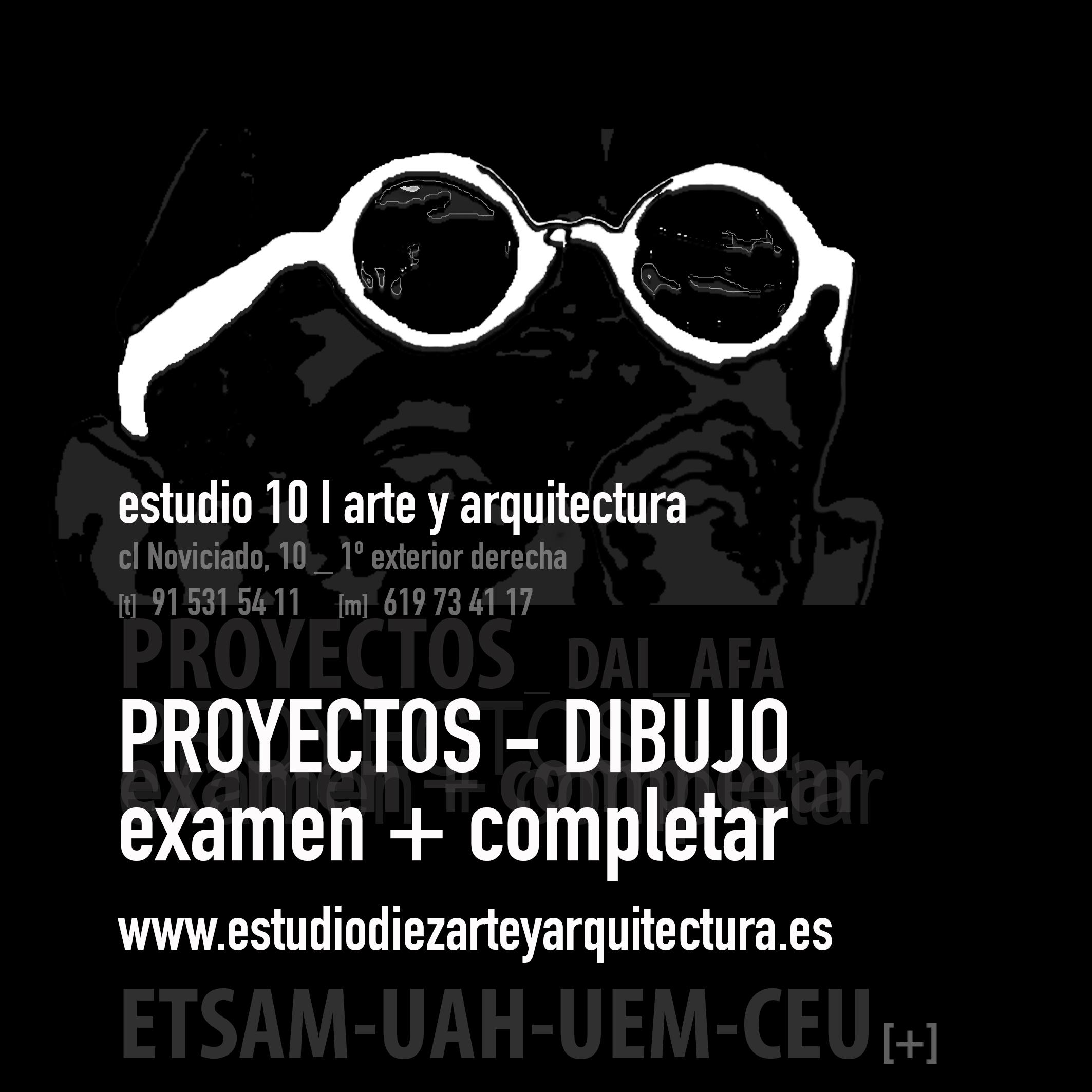 Proyectos + PFC
